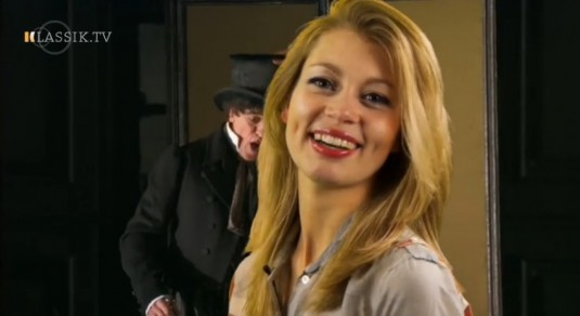 Christine Rauh bei klassik.tv