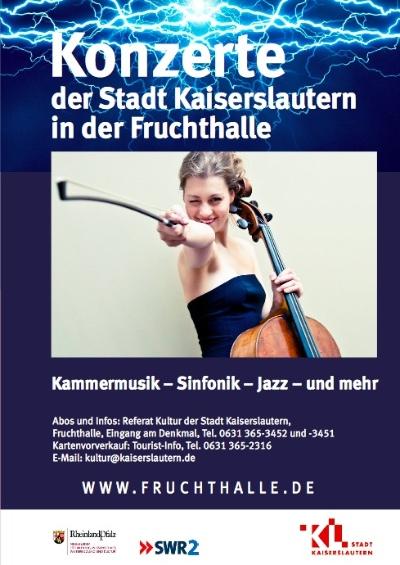Christine Rauh spielt Jazz-Cellokonzert von Nikolai Kapustin