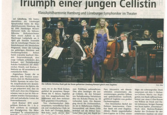 christine rauh_review_triumph of a young cellist