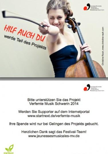 Christine Rauh, cellist & moderator